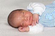 Matyáš Tylich z Dobříše se narodil 5. prosince 2018, vážil 3640 gramů a měřil 50 cm.