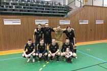 Futsalisté Vivy Příbram.
