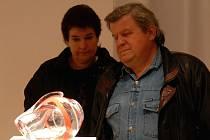 V Galerii Františka Drtikola v Příbrami se koná výstava děl výtvarníků z nizozemského partnerského města Hoorn.