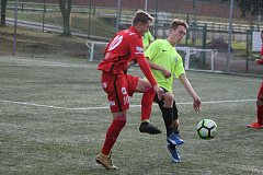 1. FK Příbram U19 - Zbrojovka Brno U19.