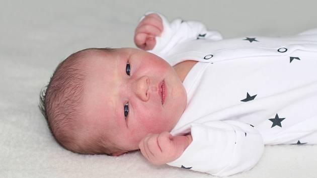 Rozárie Poliačik z Příbrami se narodila 2. února 2019 s váhou 3,67 kg a mírou 51 cm.