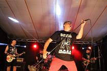 Na letošním Rockfestu hrají všechny formace poprvé. Výjimkou je pouze Locomotive, kteří se představili na Rockfestu Březnice 2008. Foto z minulých ročníků,