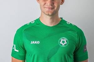Příbramský útočník Dušan Pinc.