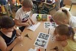 Žáci ze ZŠ Školní v Příbrami si připravili projekt na téma nebezpečí na internetu.