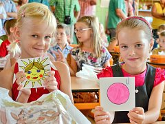 Prvňáčci v Březnici se naučí číst pomocí genetické metody.
