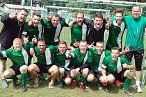 Výběr Příbrami vyhrál Zelen Cup 2015.