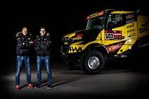 Martin Macík posílil pro nadcházející Dakar Arnošt.