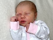 EMA PIKOVÁ se narodila v sobotu 11. března, vážila 3,30 kg a měřila 50 cm. Radost z prvního miminka mají rodiče Barbora a Lukáš z Prahy.