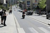 Důvodem plánované opravy a úpravy Milínské ulice je zklidnění a zvýšení bezpečnosti dopravy v této části města.