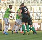 Zápas FNL České Budějovice - 1. FK Příbram 1:2.