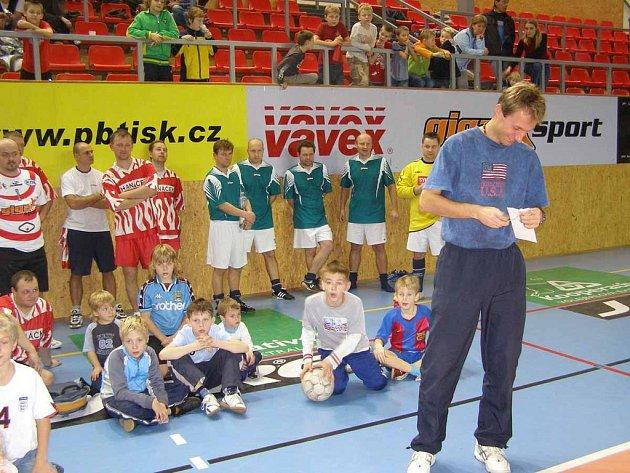 V Příbrami se uskuteční třídenní turnaj přípravek. Přijedou družstva z Čech, Slovenska, Maďarska a Rakouska.