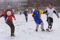Podzimní sezona malé kopané byla ukončena dohrávkami ve 3. lize.