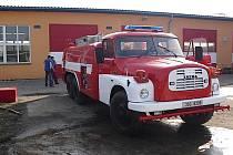 Renovovaná Tatra 148.