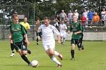 Dorostenecká liga: Příbram - Ml. Boleslav (2:3).