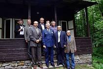 Šéf americké Agentury protiradarové obrany Henry Obering navštívil Brdy.