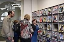 Pod vedením Zdeňky Šmídové (vpravo) příbramská knihovna prosperuje.
