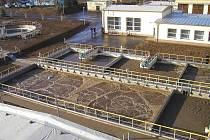 Na čističku odpadních vod v Příbrami bude napojena i budoucí kanalizace