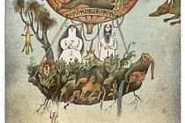 Práce Adolfa Borna vystavuje v těchto dnech příbramská Galerie Františka Drtikola.