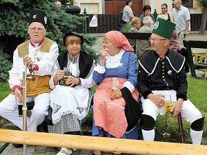 Hornické slavnosti sobota