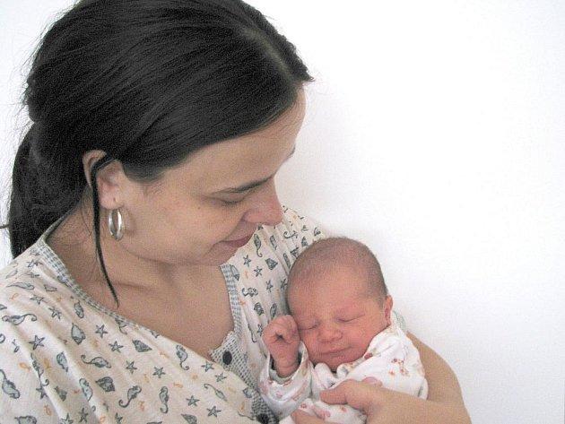 Vanesska Vašíčková, dcerka maminky Michaely a tatínka Romana z Příbrami, spatřila poprvé světlo světa ve středu 16. prosince a sestřičky v porodnici jí po narození navážily 3,35 kg a naměřily 49 cm. Radost z malé sestřičky mají Lubošek a Kristýna.
