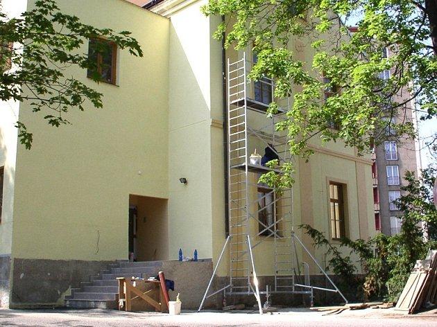 Rekonstrukce oddělení ORL příbramské nemocnice