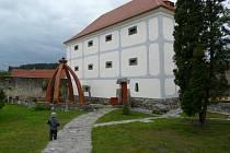 Venkovské muzeum Váchův špejchar.