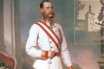 Výstava František Josef I. na zámku Březnice.