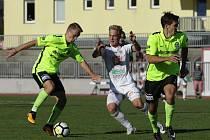 Přípravné utkání Hradec Králové - 1. FK Příbram 1:0