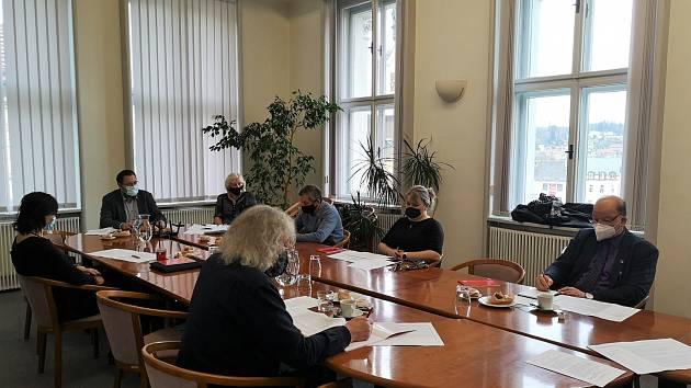 Pracovní skupina města Příbram.
