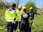 V Mníšku pod Brdy se o víkendu konal osmý ročník cvičení záchranářů a zdravotníků SOS Extreme 2016.