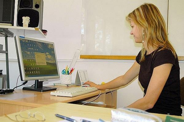 Na Gymnáziu pod Svatou Horou od nového školního roku funguje elektronická třídnice