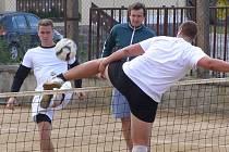 Jednou z významných sportovních událostí roku 2007 byl i 33. ročník nohejbalového turnaje O Zvírotického vodníka.