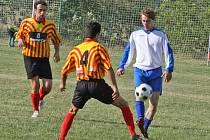 Oslavy dvaceti let fotbalu v Jablonné zpestřil i italský tým Corpoló.