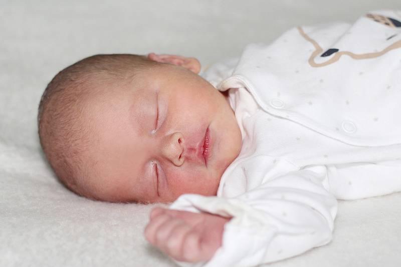 Adéla Dvořáková se narodila 17. září 2021 v Příbrami. Vážila 3290 g. Doma v Krásné Hoře nad Vltavou ji přivítali maminka Michaela a tatínek Jan.