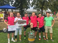 14. ročník Staropramen pivního turnaje ovládl tým EFCÉ.
