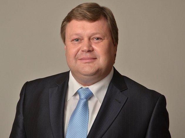 Petr Štěpánek, starosta Petrovic.