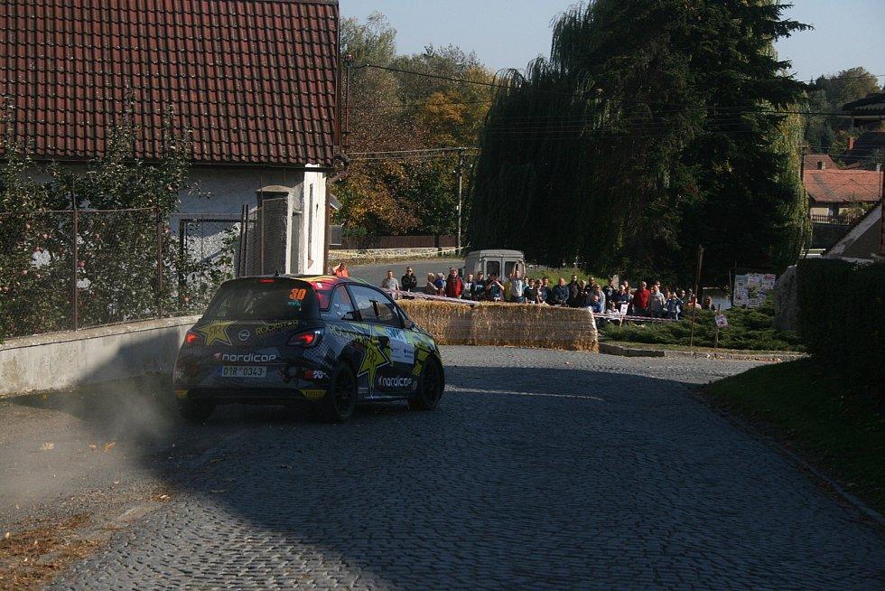 Závěrečným podnikem tuzemské rallyové sezony byl 39. ročník SVK Rally Příbram.