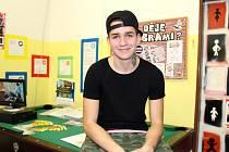 Nízkoprahový klub Bedna Příbram poskytuje zázemí dětem a mladým lidem už šest let. I Davidovi (na snímku).