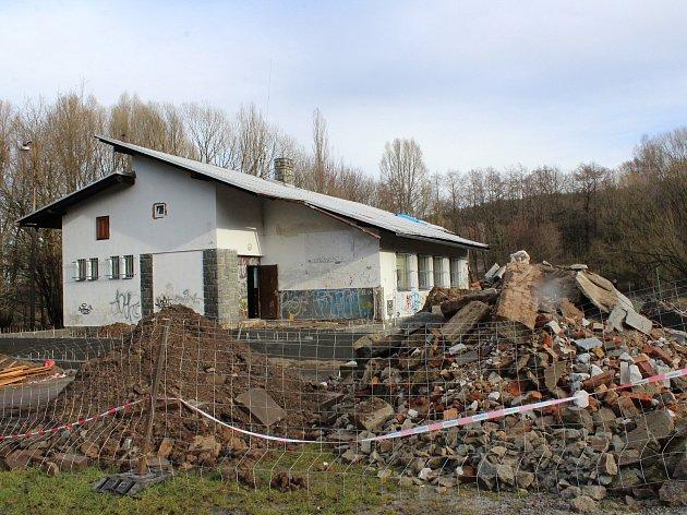 Začala rekonstrukce Junior klubu