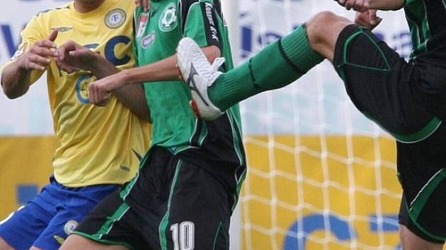 1. liga: FK Teplice - 1.FK Příbram (0:0).