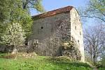 Historický špejchar ve Hvožďanech