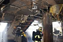 Ve čtvrtek 2. března zasahovaly jednotky požární ochrany v areálu Dětského domova se školou, základní školy a školní jídelny Sedlec-Prčice v okrese Příbram.