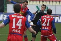 Gambrinus liga: Příbram - Brno (3:1).