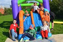 Děti vyrazily s Farní charitou Příbram do přírody.