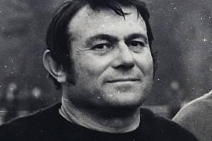 Ikona dobříšského fotbalu Josef Vitásek.