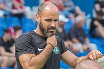 Kondiční trenér 1. FK Příbram Marek Chrobák.
