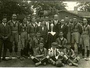 Z historie SK SPARTAK Příbram. Rok 1926.