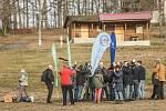 Akce Ukliďme Orlík se v lokalitě Štědronín-Plazy konala v sobotu 15. února.