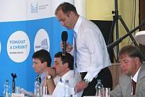 Ministr Ivan Langer představil projekt reformy policie