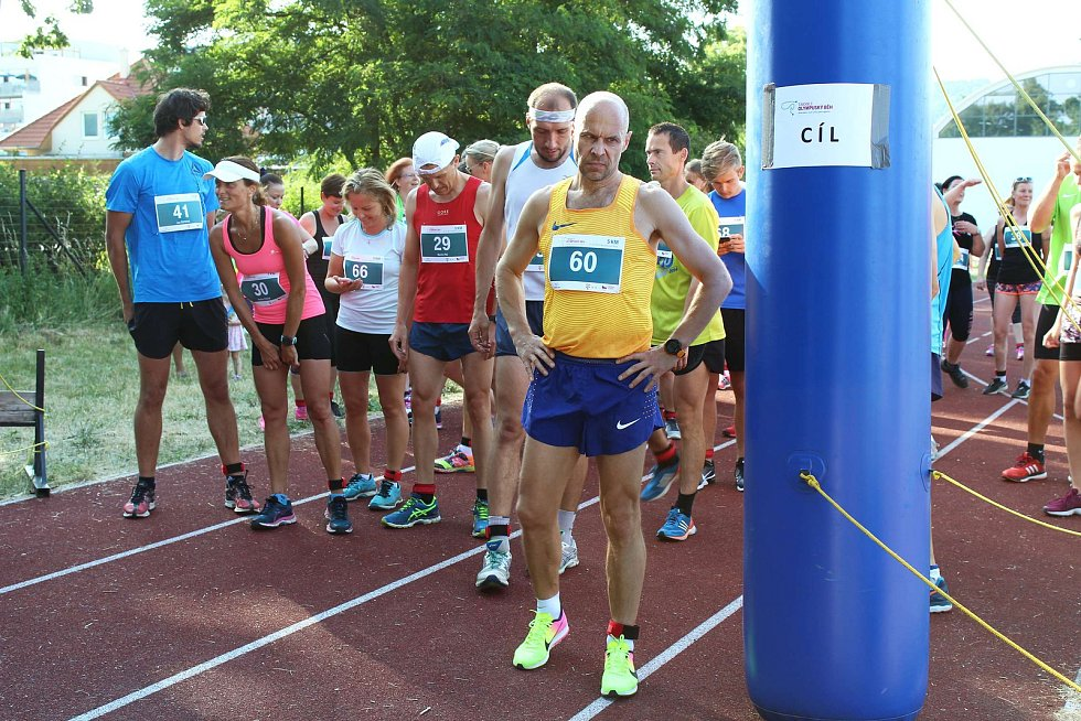 Ve středu se na mnoha místech v České republice konal T-mobil Olympijský běh. Část výtěžku z akce putuje České olympijské nadaci.